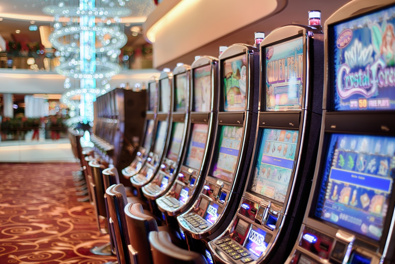 gambling machines IoT
