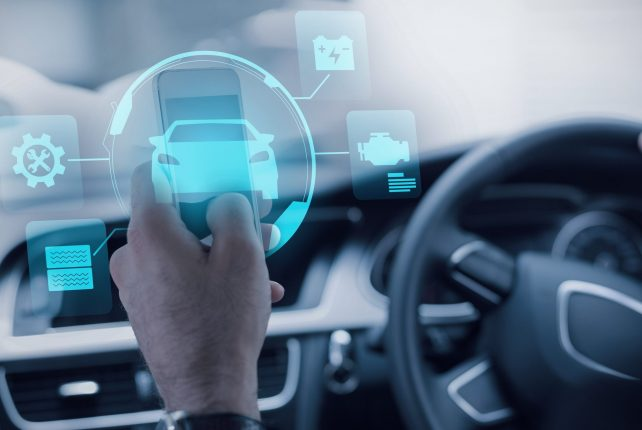 Connected Cars and IoT